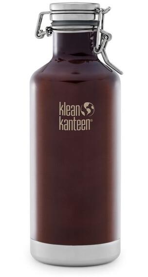 Klean Kanteen Growler Vacuum Insulated 32oz (946 ml) Dark Amber